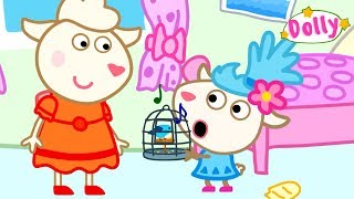 Dolly & Friends 💖 Funny Cartoon for kids 💖 Full Episodes #438 Full HD