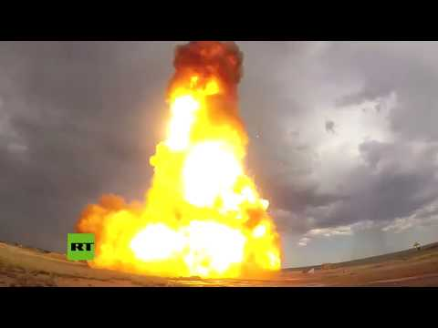 Russian Army Test-fires 'brand-new' Air Defense Missile