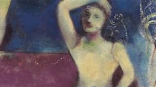 Les Trois Acrobates (Chagall)