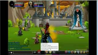 preview picture of video 'how to make fast money in aqworlds'