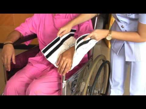 เส้นเลือดบวมในขาเหนือเข่า