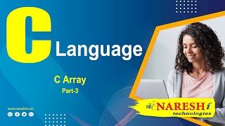 Download Youtube: C Array - Part 3 | C Language Tutorial