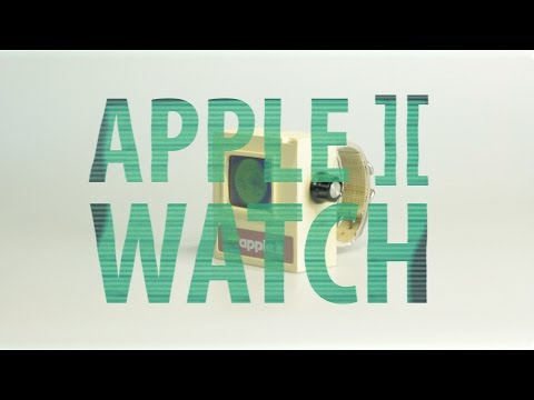 An Apple II Watch Would Be So Much Better