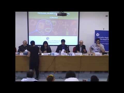 DIVERPSI - 2º Seminário: PSICOLOGIA, RELIGIÃO E DIREITOS HUMANOS