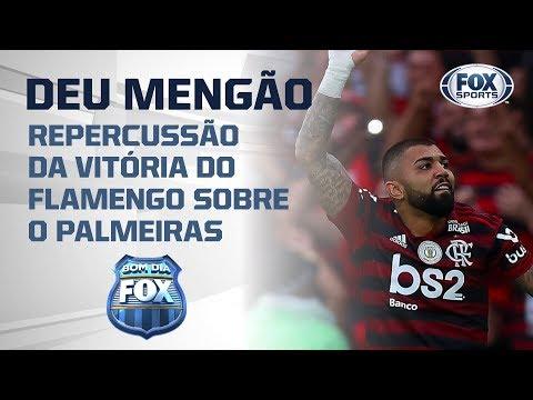 'Mister 3X0 Felipão', A repercussão da vitória do Flamengo nos jornais do Brasil e na Europa