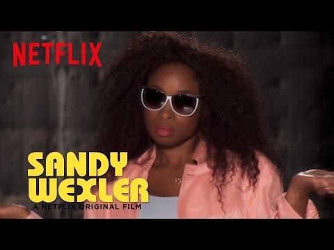 Sandy Wexler (Featurette 'Behind the Tunes of Courtney Clarke')