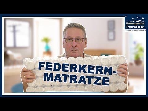 Warum eine Federkernmatratze FRAG DEN JÄGER TraumKonzept Folge 15