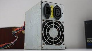 Repairing My Power Supply that Blew Up