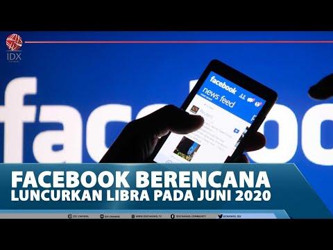 FACEBOOK BERENCANA LUNCURKAN LIBRA PADA JUNI 2020