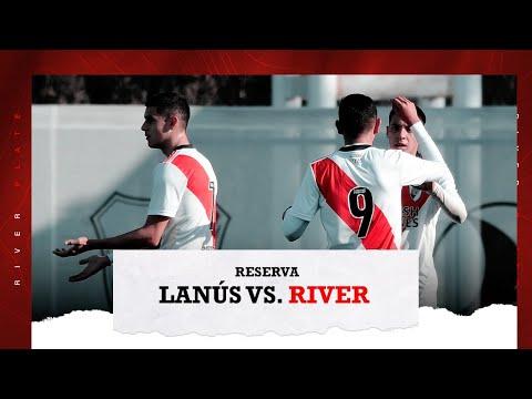Lanús vs. River [Reserva - EN VIVO]