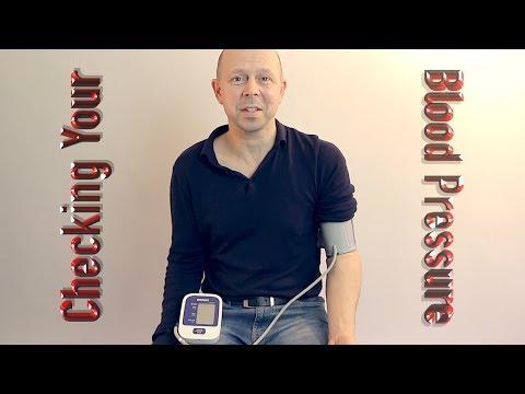 Misurazione della pressione sanguigna m