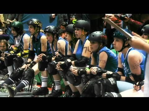 Derby Girls Pt. 3: The People of Roller Derby
