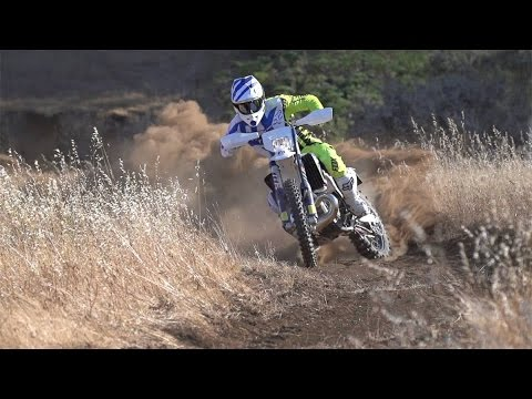 RIDE THE WILD – Husqvarna TE300