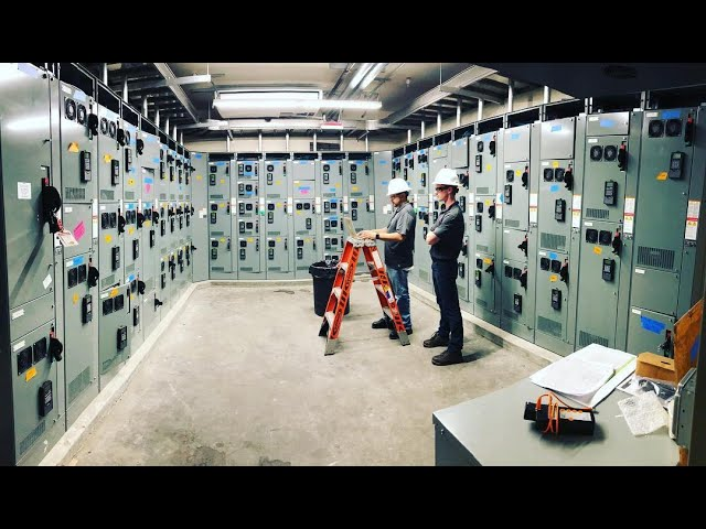 Increasing Reliability for Motor Control Centers at Electricity Forum