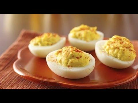 Video How to Make Deviled Eggs - deviled eggs recipe easiest