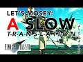 Let's Mosey: A Slow Translation Of Final Fantasy VII (Trailer)