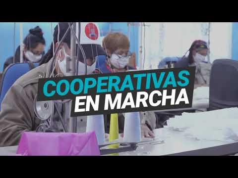 """Presentación del programa """"Cooperativas en Marcha"""""""