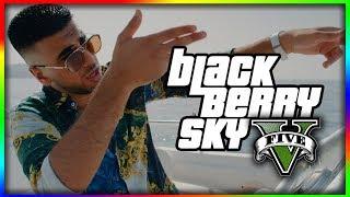 ENO   Blackberry Sky (Official GTA 5 Parodie)