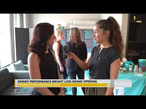 Skinny Performance Weight Loss Grand Opening