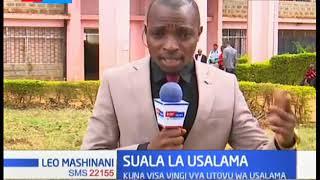 Watu wanne wamekatwa katika Kaunti ya Kiambu