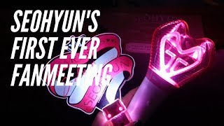 Download Video Seohyun Memories Fanmeeting in Seoul PT. 1 | Journey with Jacqui MP3 3GP MP4