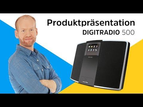 DIGITRADIO 500 | Produktpräsentation | TechniSat