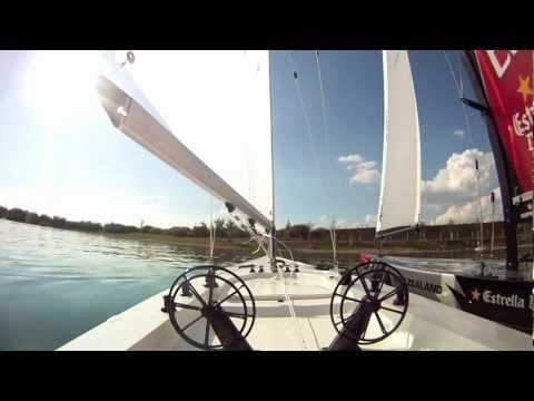 Segeln mit RC Segelbooten