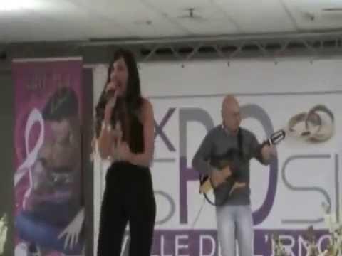 Aida Live Cantante e dj Salerno musiqua.it