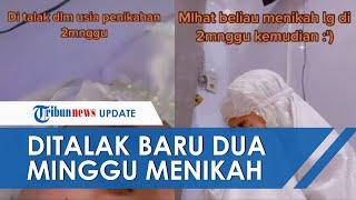 Viral Kisah Wanita Hamil di Gorontalo Ditalak, Baru 2 Minggu Nikah dan Suami Sudah Menikah Lagi
