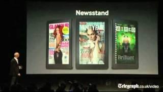 Amazon CEO Jeff Bezos unveils Kindle Fire