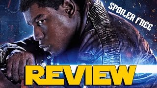 STAR WARS: THE FORCE AWAKENS | Review - SPOILER FREE