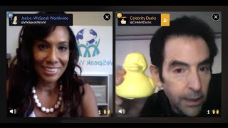 He Made Millions $$$ w Rubber Duck! Is He Quackers? Interview with Craig Wolfe