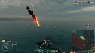 "World Of Warships : Operation ""Dynamo"""