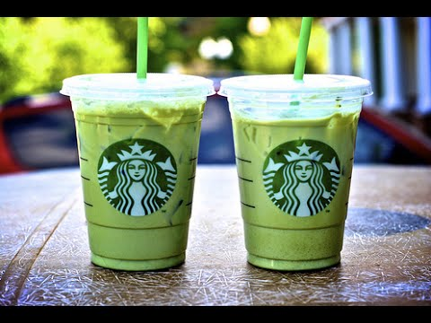 Video Starbucks Green Tea Latte Recipe Dupe -