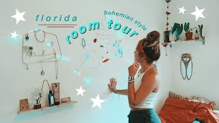 Florida Room Tour (very Hippie)