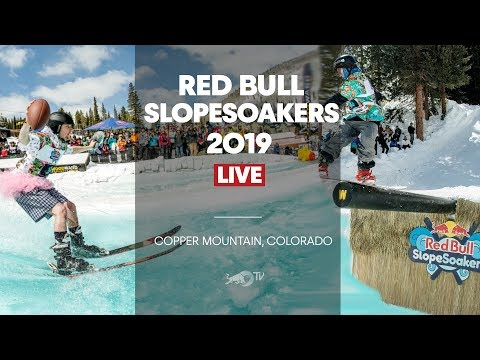 Red Bull SlopeSoakers 2019 | FULL SHOW from Copper Mountain, Colorado