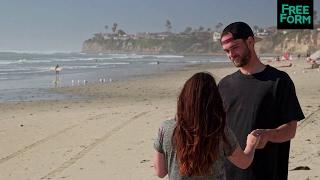 Monica the Medium 2x08 Clip: Beach Reading   | Freeform