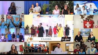 Křesťané z Egypta, Turecka a dalších 26 zemí žehnají v novém videu Izraeli