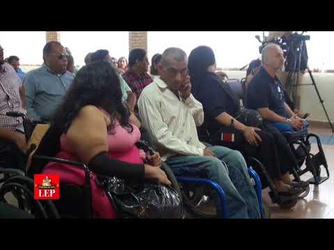 Piden al Gobierno hoja de ruta para los derechos de los discapacitados