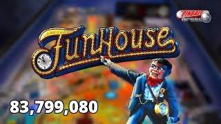Funhouse ::: 83,799,080 ::: The Pinball Arcade (PC Gameplay)