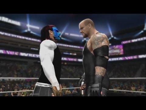 WWE 2K14 - Jeff Hardy vs The Undertaker's Streak (WWE 2K14 Defeat The ...