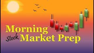 Morning Market Prep | Stock & Options Trading | 2-21-19