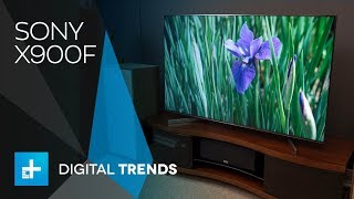 Sony X900F 4K TV - Hands On Review