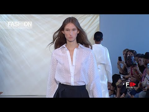 NOON BY NOOR Spring Summer 2019 New York - Fashion Channel