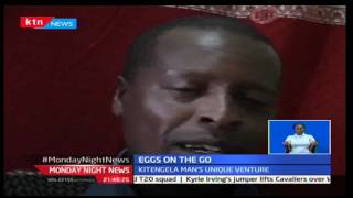 Former PSV driver's unique venture of selling eggs on the go