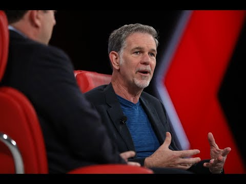 Interview with Reed Hastings the Founder and CEO of Netflix