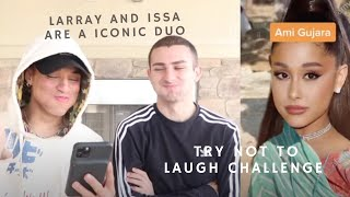 WE TRIED NOT TO LAUGH AT THESE TIKTOKS| REACTION 😜