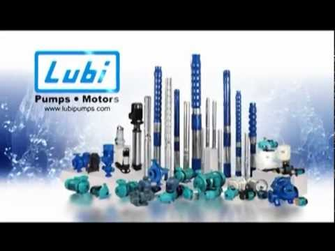 End-Suction Centrifugal Monoblock Pumps
