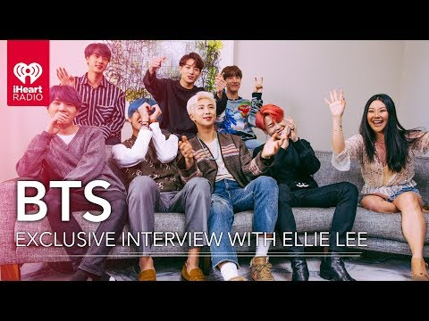 """BTS Talks """"Boy With Luv,"""" World Tour, Working With Halsey + More 
