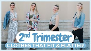 Maternity Fashion: 2nd Trimester Clothing Tips
